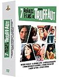 7 grands films de François Truffaut (L'histoire d'Adèle H., La chambre verte, La Sirène du Mississippi, L'homme qui aimait les femmes, La mariée était en noir, L'argent du poche, L'enfant sauvage)