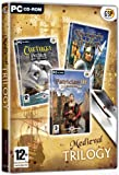 Medieval Games Trilogy: Knights of Honor, Tortuga and Patrician III (PC CD)
