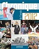 echange, troc Michel Marmin - Chronique de l'année 2012