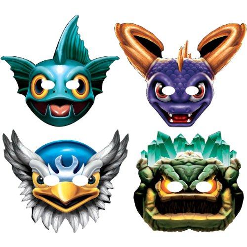 American Greetings Skylanders Masks (8-Count)