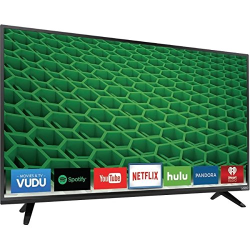 Great Features Of VIZIO D43-D2 43-Inch 1080p D-Series Class Full‑Array LED Smart TV (2016 Model)