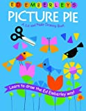 img - for By Ed Emberley Ed Emberley's Picture Pie (Turtleback School & Library Binding Edition) [Library Binding] book / textbook / text book