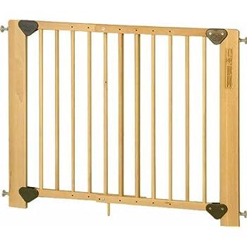 pas cher barri re de s curit 74 126 cm 2 modes de montage porte enfant b b escalier. Black Bedroom Furniture Sets. Home Design Ideas