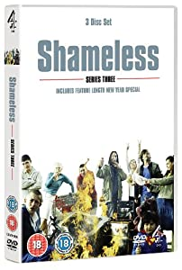 Shameless - Series 3 (Inc. New Year Special) [DVD]