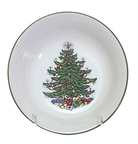 Original Christmas Tree Traditional Cereal Bowl, 6 1/4