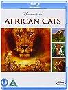 African Cats [Blu-ray] [Region Free]