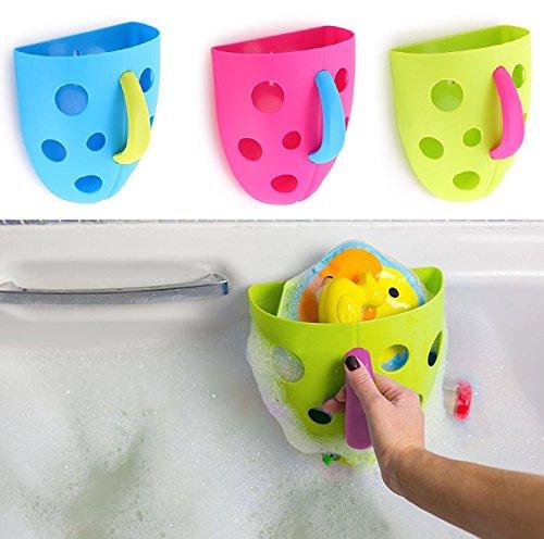 coolbitz-baby-kids-bath-toy-storage-organiser-bathroom-tidy-bucket-toys-scoop-box-easy-installation-