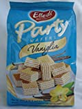 Elledi Party Wafers Vaniglia-flavored Italian Wafers