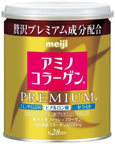 明治 アミノコラーゲンプレミアム缶 200g