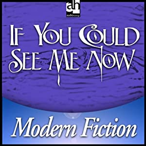 If You Could See Me Now Audiobook