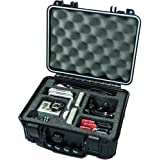 Go Professional XB-500 Pro Watertight Rugged Case For HD GoPro Cameras, Fits - Hero, Hero 2, Hero 3, Hero 3+,Hero 4