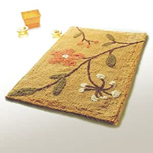 Naomi - [Spring Flowers] Luxury Home Rugs (19.7 by 31.5 inches)