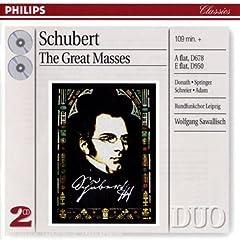 Schubert: Great Masses in A flat, D.678, & E flat, D950