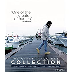 The Gianfranco Rosi Collection [Blu-ray]
