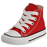 Converse - All Star - Kinder - Rot - 21 eu