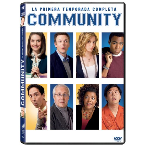 Community - Temporada 1 [DVD]