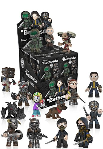 Funko Mystery Mini: Bethesda All Stars One Mystery Action Figure