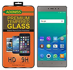 Adoniss Premium Tempered Glass Screen Protector for Gionee S6s