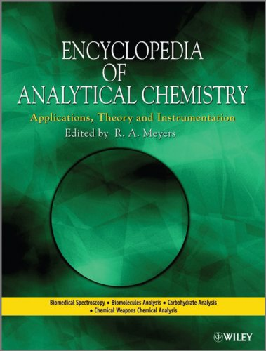 Encyclopedia of Analytical Chemistry111999909X