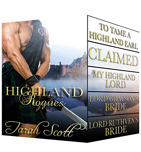 Highland Rogues 1000 pages of Scottish Romance