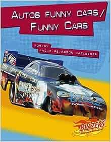 Autos funny cars / Funny Cars (Caballos de fuerza / Horsepower