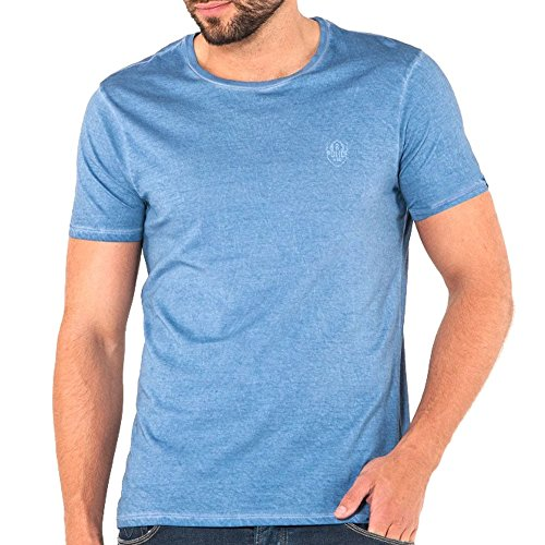 883 Police -  T-shirt - Uomo Blue Small
