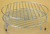 Universal Low / High Baking Rack Set for Microwave / Convection Ovens