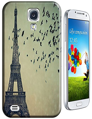 Beautiful Eiffel Tower Paris Fashion Cell Phone Cases Design For Samsung Galaxy S4 I9500 No.4 front-66556