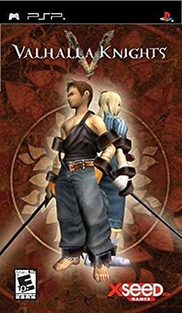 Valhalla Knights - Sony PSP