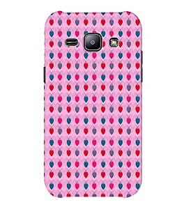 EPICCASE pinky fruits Mobile Back Case Cover For Samsung J1 Ace (Designer Case)