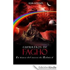 """En busca del tesoro de Ashwöud: Primera parte de la saga """"Guerreros de Fagho"""""""