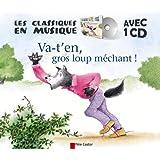 Va-t'en, gros loup m�chant ! (1CD audio)par Anne-Marie Chapouton