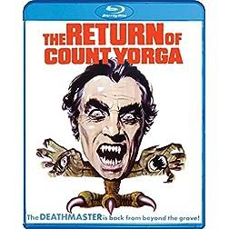 The Return Of Count Yorga [Blu-ray]