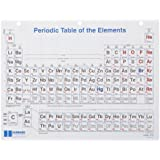 "American Educational Periodic Notebook Table Chart, 11"" Width x 8-1/2"" Height (Pad of 100 Sheets)"