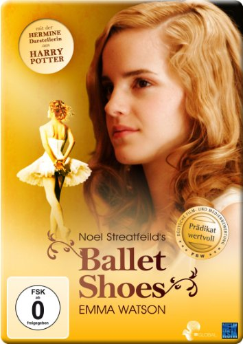 Ballet Shoes (Iron Edition)