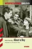 Interpretationen - Englisch Hornby: About a Boy
