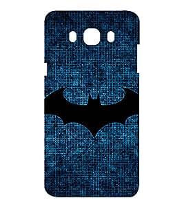 EPICCASE dark knight Mobile Back Case Cover For Samsung J7 2016 (Designer Case)
