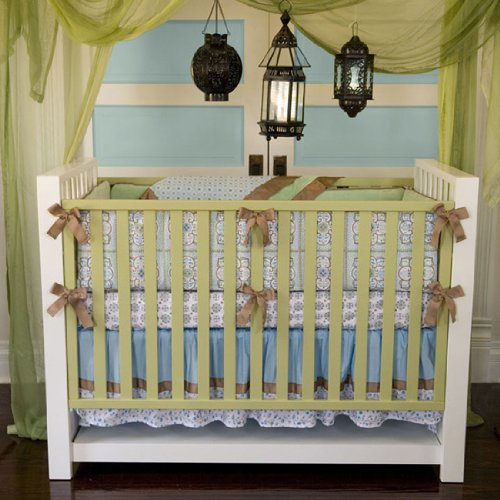 Vintage Baby Bedding Crib Sets