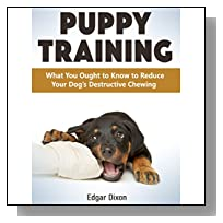 Puppy Training: What You Ought to Know to Reduce Your Dog's Destructive Chewing (Puppy training books, puppy care and training, puppy training for dummies)