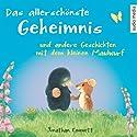 Das allerschönste Geheimnis und andere Geschichten mit dem kleinen Maulwurf Hörbuch von Jonathan Emmett Gesprochen von: Jochen Bendel