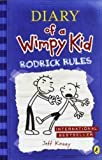 Diary of a Wimpy Kid: Rodrick Rules (Book 2) by Kinney, Jeff Reprint Edition (2009) Jeff Kinney