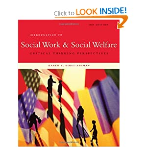 Download Introduction to Social Work & Social Welfare: Critical Thinking Perspectives ebook