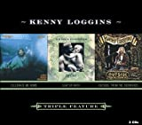 Kenny Loggins - TRIPLE FEATURE: Kenny Loggins ( Slip Case ) ( Audio CD ) - B001PVMZV0