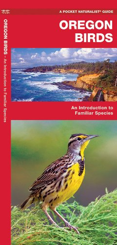 Oregon Birds: An Introduction to Familiar Species (State Nature Guides)