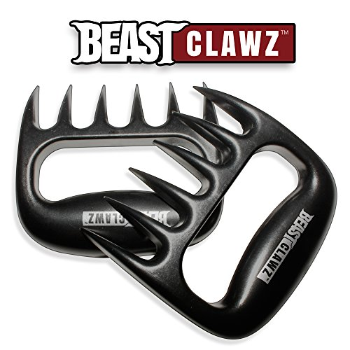 Best Price! Pulled Pork Claws - Meat Claws - Shredder Bear Claws - BBQ Shredding Forks - Meat Handle...
