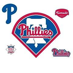 MLB Team Logo Wall Decal by Fathead