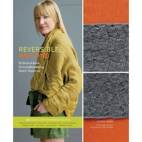 Free Knitting Pattern: Super Quick Reversible One Skein Wool-Ease