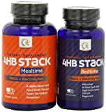 Complete PAGG Stack from The 4-Hour Body - New & Improved Formula, Now 100% Biotin Free