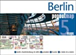 Berlin PopOut Map: pop-up city street...