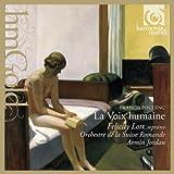 Francis Poulenc: La voix humaine